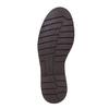 Bottines en cuir de style Chelsea bata, Noir, 894-6197 - 26