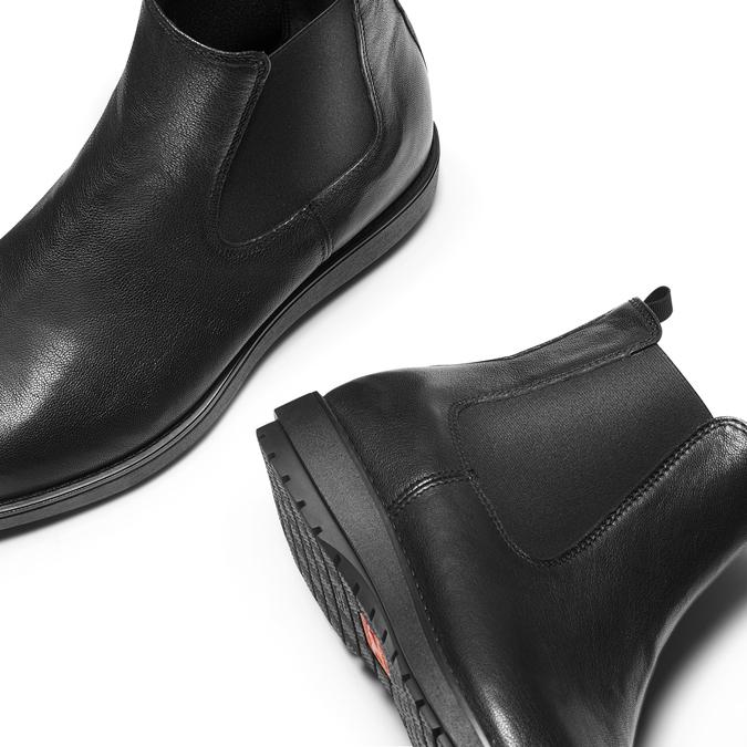 Chaussure dans le style Chelsea Boots flexible, Noir, 894-6233 - 19