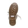 Chaussures au style de tracteur en cuir weinbrenner, Blanc, 596-1883 - 18