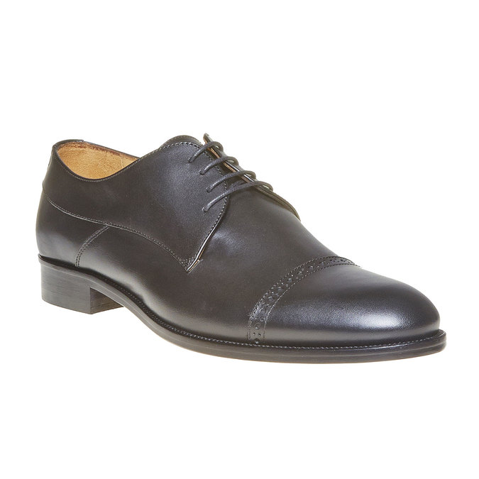 Derby homme bata-the-shoemaker, Noir, 824-6296 - 13