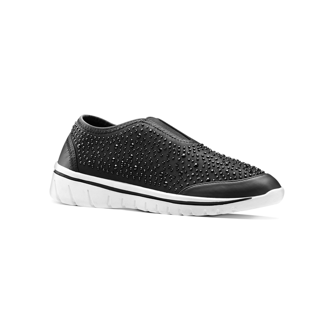 BATA Chaussures Femme north-star, Noir, 539-6109 - 13