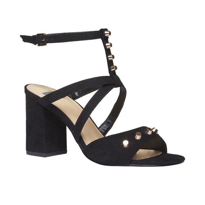 Chaussures Femme bata, Noir, 769-6534 - 13