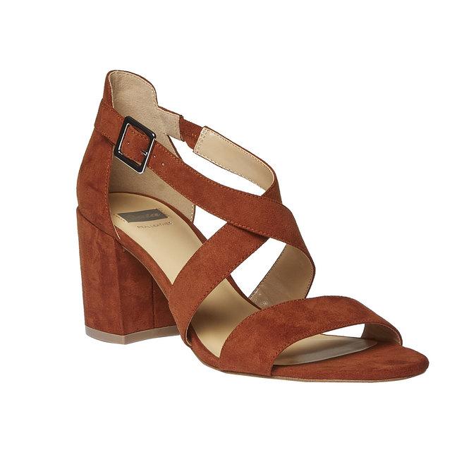 Chaussures Femme bata, Brun, 769-3317 - 13