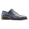 Chaussures en cuir Oxford bata-the-shoemaker, Violet, 824-9594 - 13