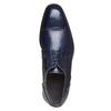 Chaussures bleues en cuir bata-the-shoemaker, Bleu, 824-9192 - 19