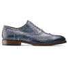 Chaussures en cuir Oxford bata-the-shoemaker, Violet, 824-9594 - 26