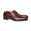 Chaussure de ville en cuir pour homme bata-the-shoemaker, Brun, 824-4192 - 26