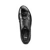 Chaussure en cuir dans le style Oxford bata, Noir, 524-6214 - 17