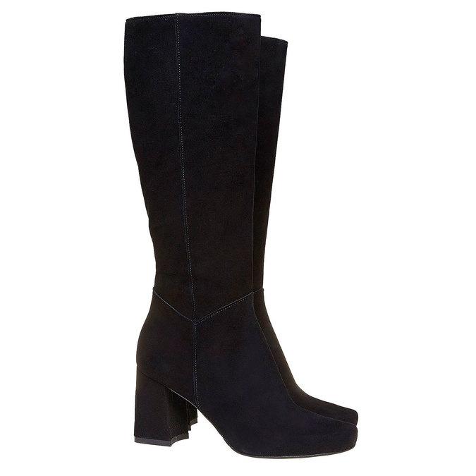 Chaussures Femme bata, Noir, 793-6577 - 26