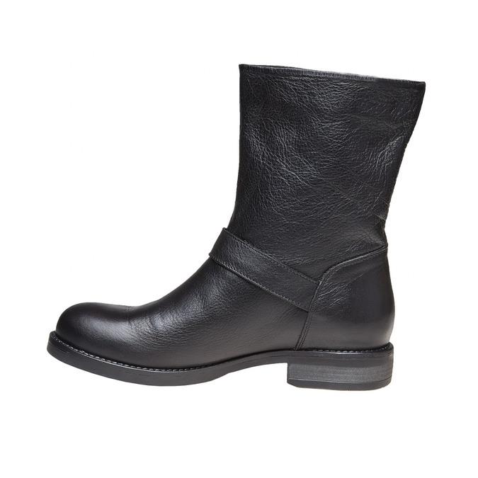 Chaussures Femme bata, Noir, 594-6125 - 19
