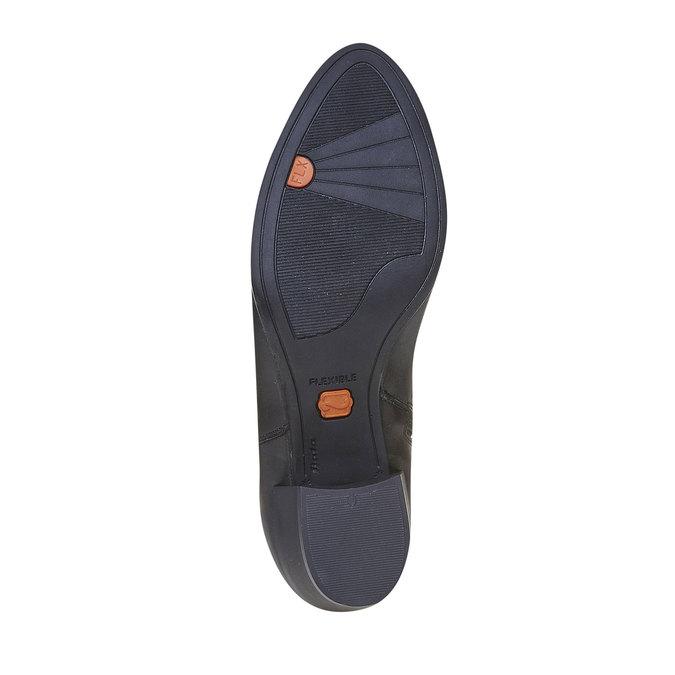Chaussures Femme flexible, Noir, 694-6344 - 26