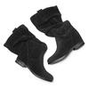 BATA Chaussures Femme bata, Noir, 693-6391 - 26