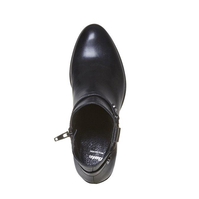 Chaussures Femme bata, Noir, 694-6387 - 19
