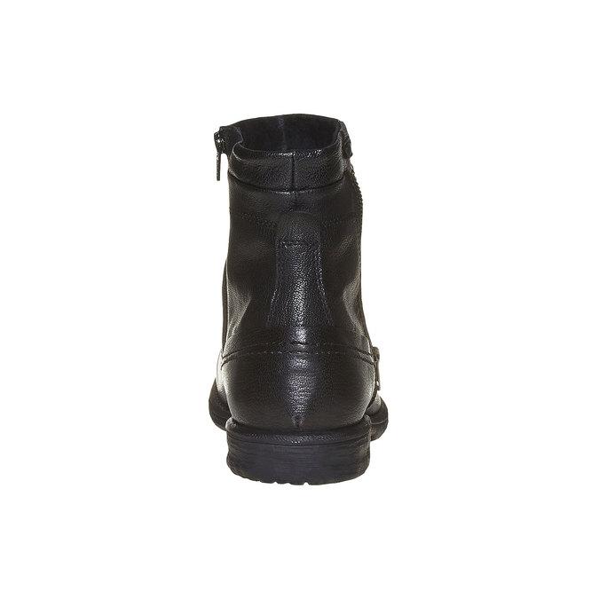 Chaussures Homme bata, Noir, 894-6311 - 17