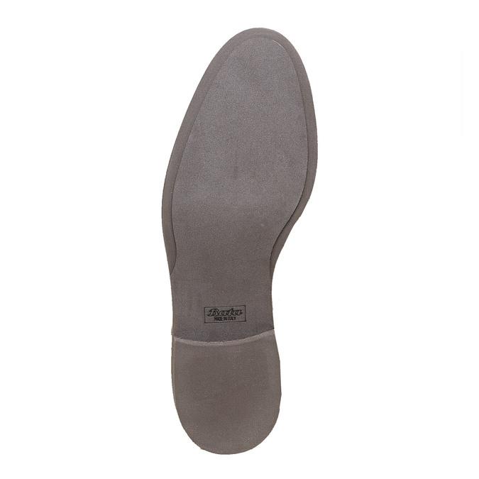 Chaussures Homme bata-the-shoemaker, Brun, 824-3184 - 26