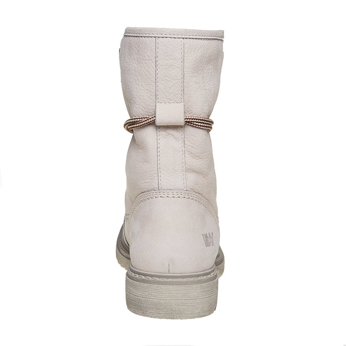 Chaussure de marche Stratton weinbrenner, Beige, 596-8393 - 17