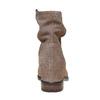 Bottes en cuir femme bata, Gris, 693-2391 - 17