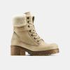 WEINBRENNER Chaussures Femme weinbrenner, Jaune, 696-8168 - 13