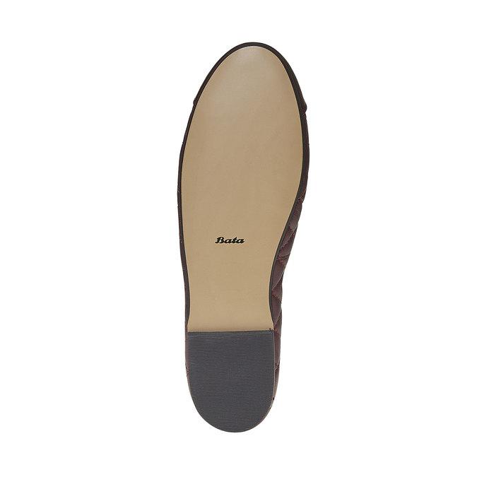 BATA Chaussures Femme bata, Rouge, 524-5431 - 26