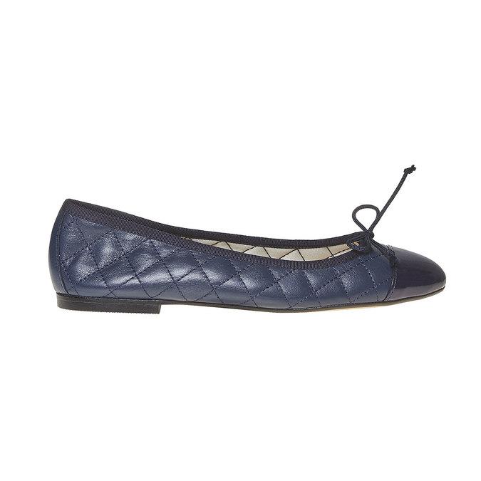BATA Chaussures Femme bata, Bleu, 524-9431 - 15