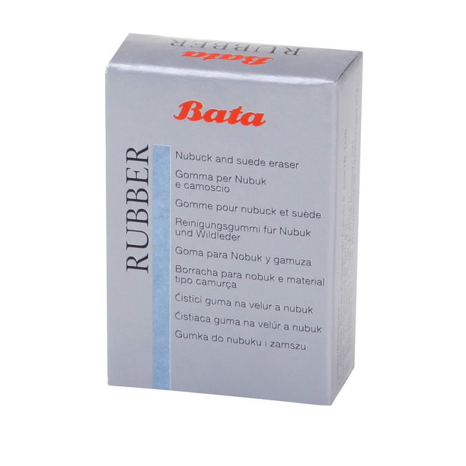 Caoutchouc de nettoyage pour cuir chamoisé bata, 990-0802 - 13