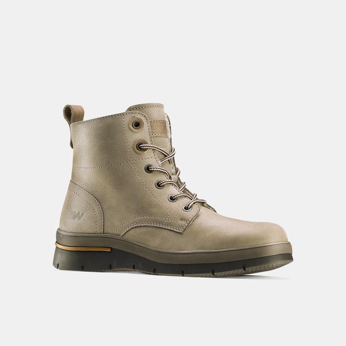 Women's shoes weinbrenner, Gris, 596-2108 - 13