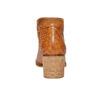 Bottine en cuir femme bata, Brun, 691-3398 - 17