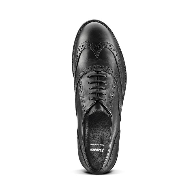 Chaussures femme bata, Noir, 524-6135 - 15