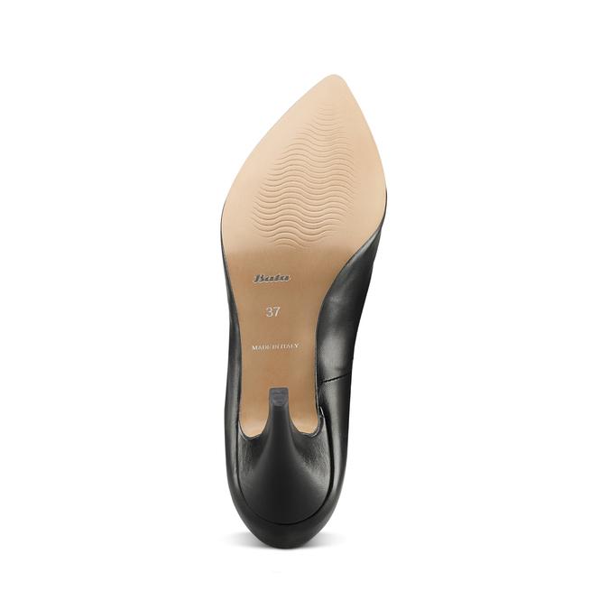 BATA Chaussures Femme bata, Noir, 724-6607 - 17