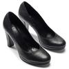 BATA Chaussures Femme bata, Noir, 724-6725 - 19