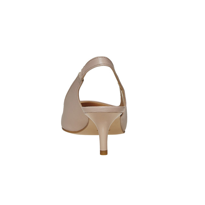 BATA Chaussures Femme bata, Jaune, 724-8677 - 17