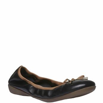 Chaussures Femme bata, Noir, 524-6485 - 13