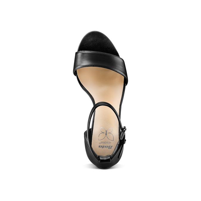 INSOLIA Chaussures Femme insolia, Noir, 761-6275 - 17