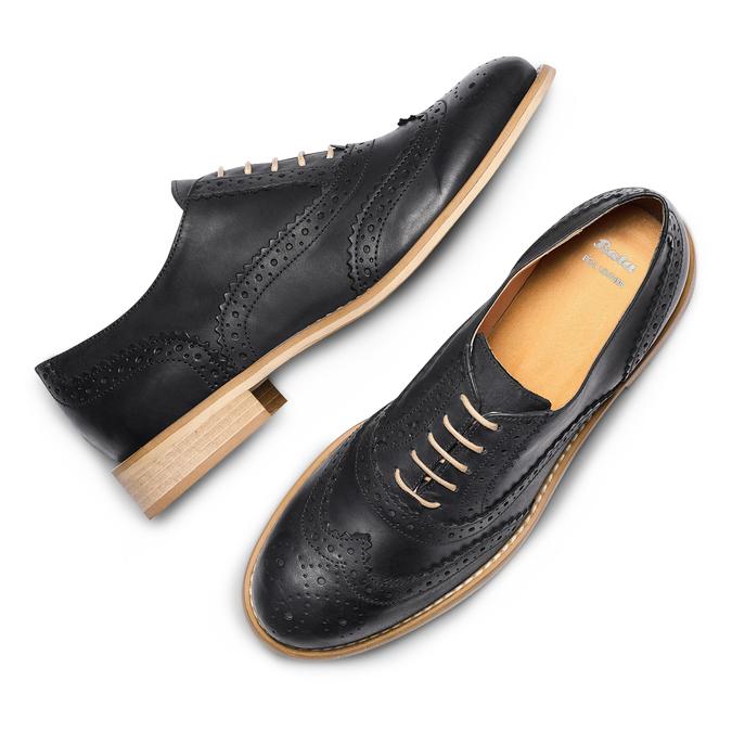BATA Chaussures Femme bata, Noir, 524-6482 - 26