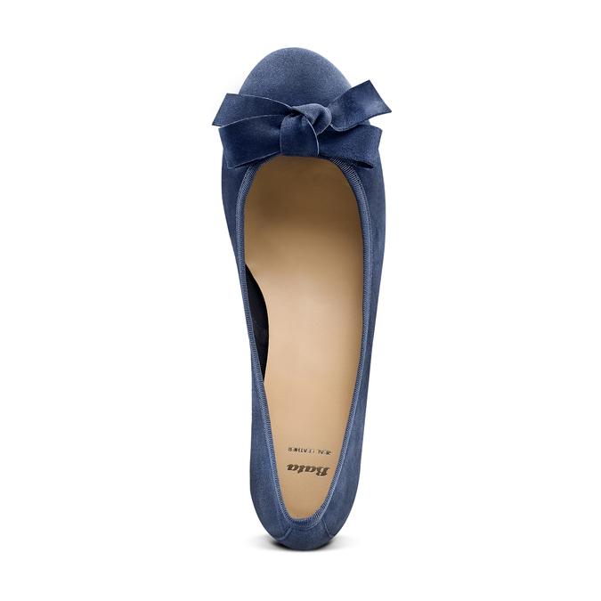 BATA Chaussures Femme bata, Bleu, 523-9420 - 17