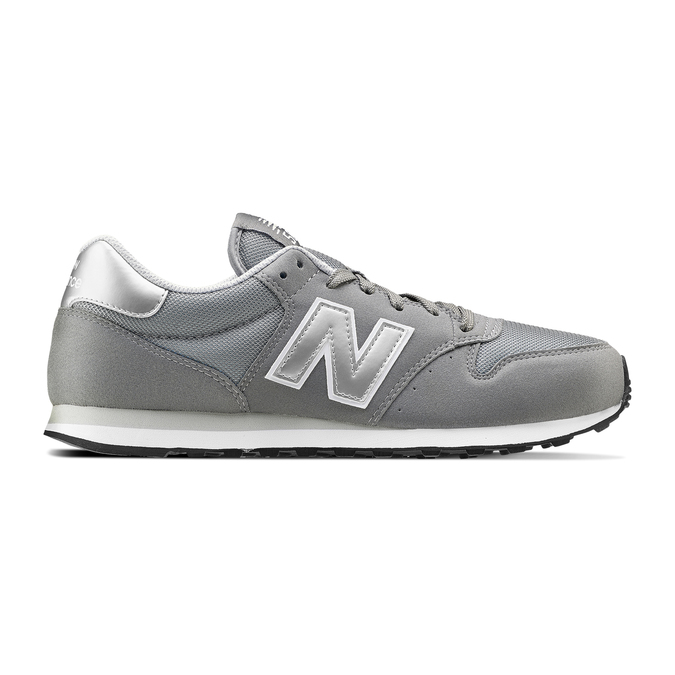 Childrens shoes new-balance, Gris, 809-2400 - 26