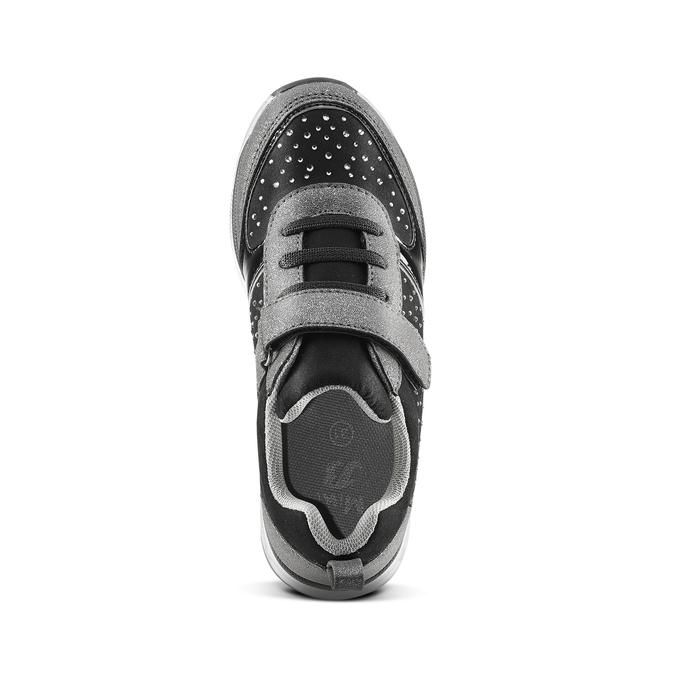 Childrens shoes mini-b, Noir, 329-6295 - 15