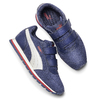 Childrens shoes puma, Violet, 303-9182 - 19