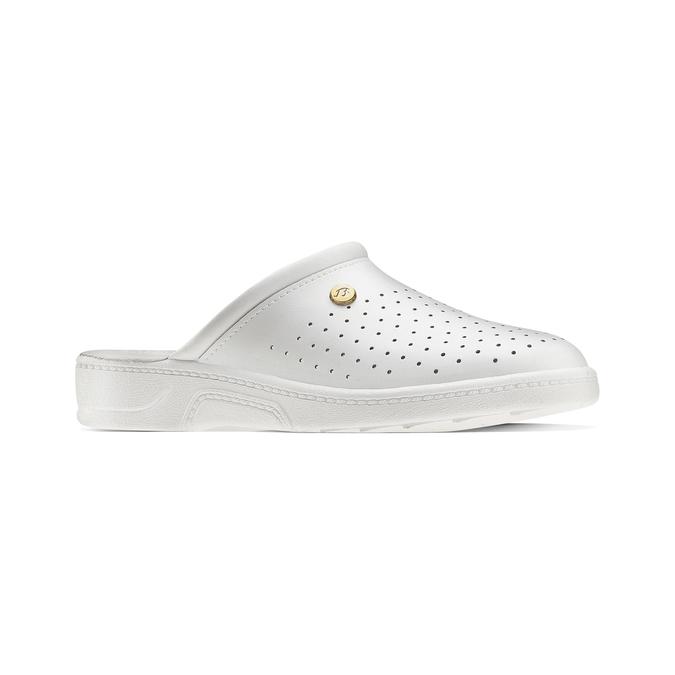 Chaussure d'intérieur pour homme, Blanc, 874-1803 - 13