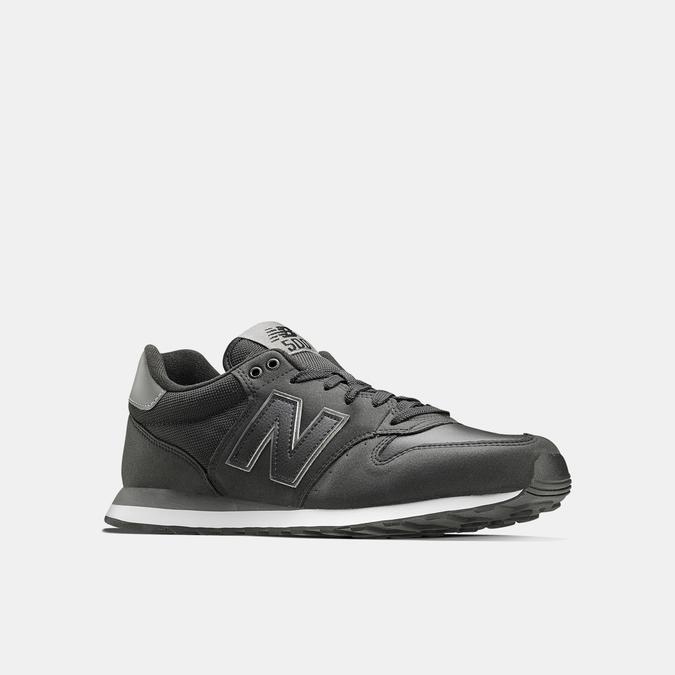 Men's shoes new-balance, Noir, 801-6500 - 13