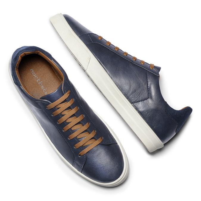 Men's shoes north-star, Violet, 841-9730 - 19