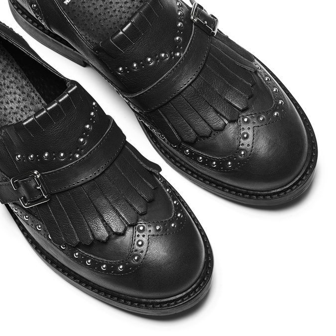 BATA Chaussures Femme bata, Noir, 514-6394 - 19