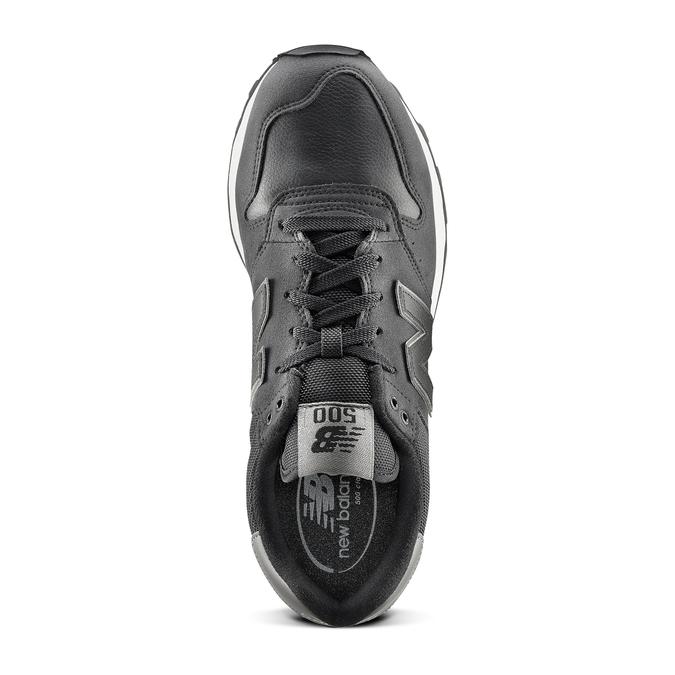 Men's shoes new-balance, Noir, 801-6500 - 15