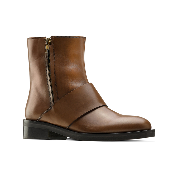 Women's shoes bata, Brun, 594-3330 - 13