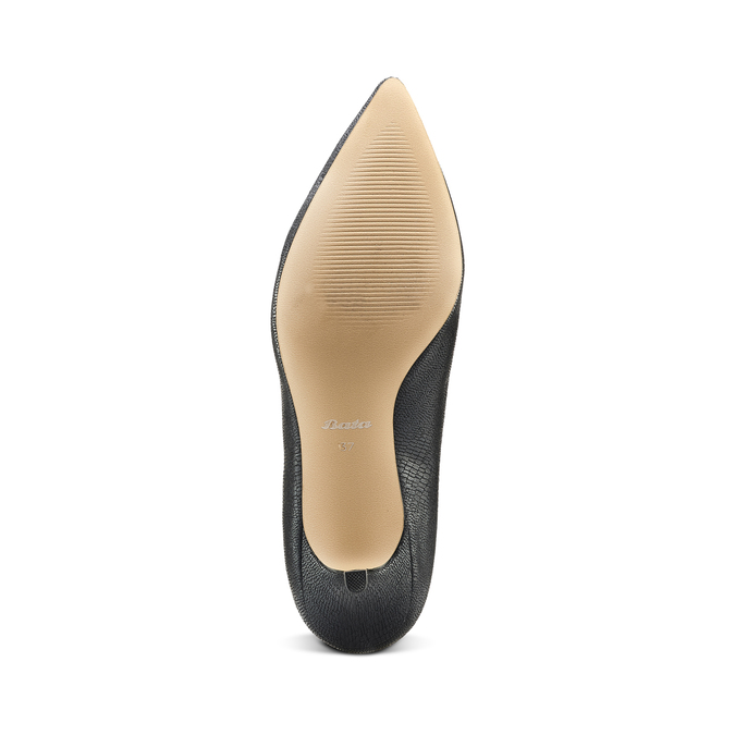Women's shoes bata, Noir, 699-6171 - 17