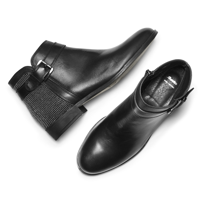 BATA Chaussures Femme bata, Noir, 594-6299 - 19