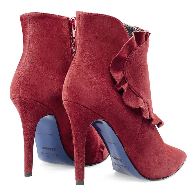 Women's shoes bata, Rouge, 793-5198 - 19