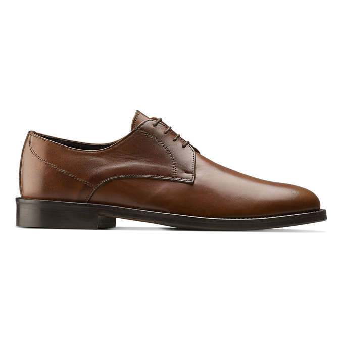 Men's shoes bata, Brun, 824-3997 - 26