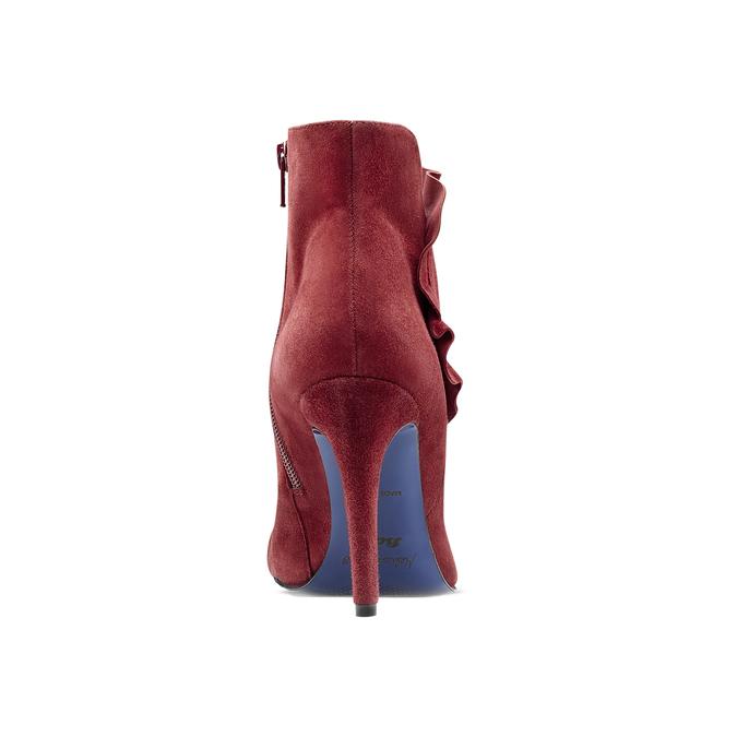 Women's shoes bata, Rouge, 793-5198 - 16