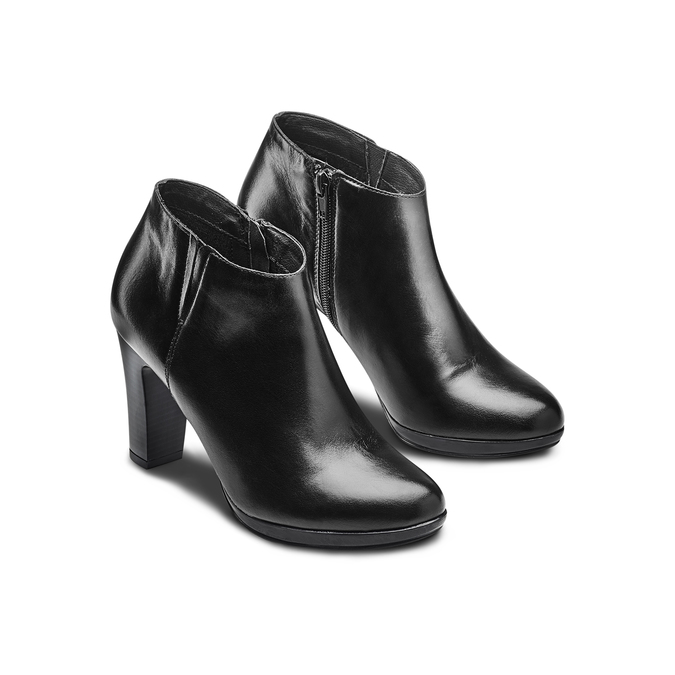 Women's shoes bata, Noir, 794-6671 - 16